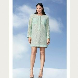 VB X TARGET | MINT LACE DRESS LIMITED EDITION